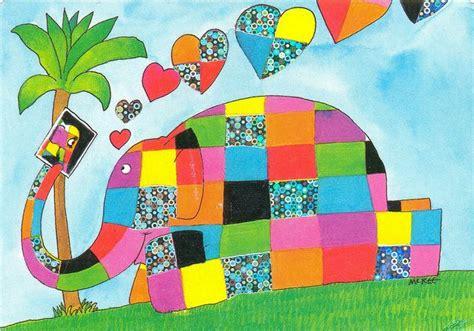 Elmer Patchwork Elephant - 21 best literature images on