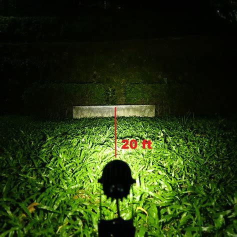 mini garden lights mini 50x solar spotlight garden light outdoor