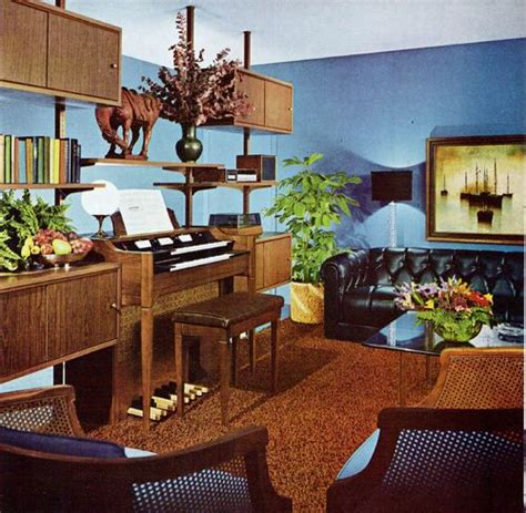 60s decor 34 best images about interiors 1970s on pinterest