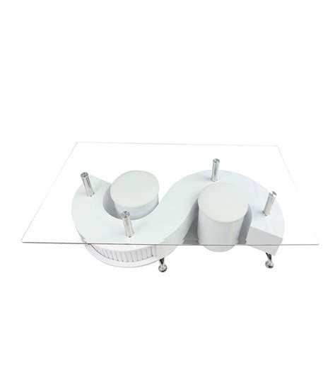 s shaped coffee table with stools s shape white gloss coffee table with storage and stools