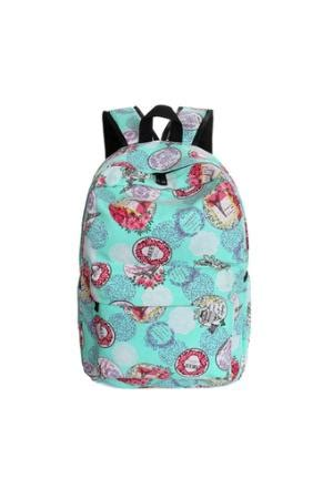 Canvas Chest Bag Grey Intl gray vintage leisure backpack
