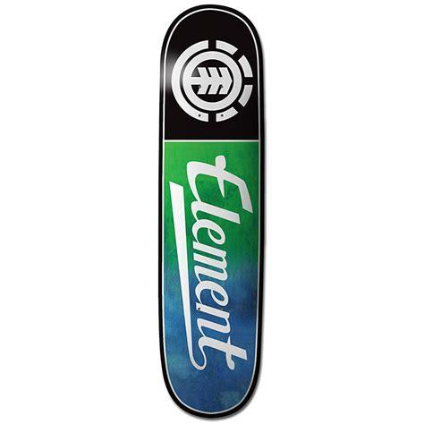 element deck element ashbury twig logo 7 75 skateboard deck evo