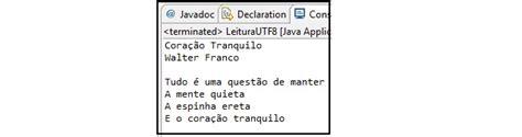 java pattern utf 8 trabalhando com arquivos utf 8 em java