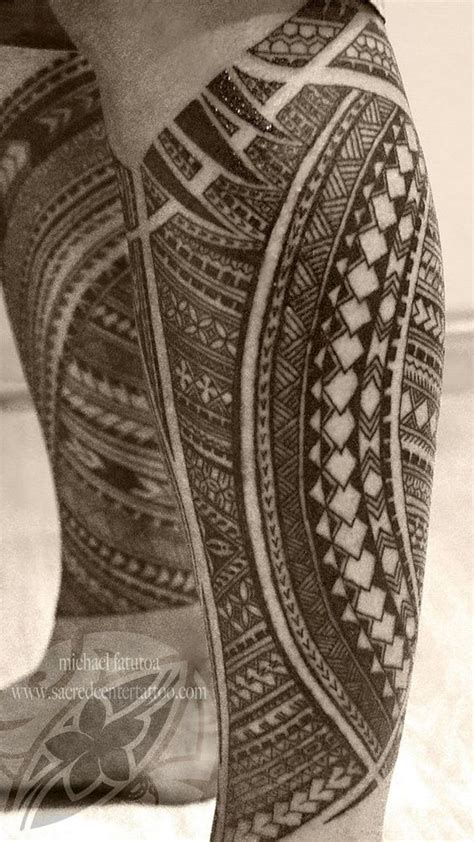 lower leg tribal tattoos 70 awesome tribal designs awesome leg tattoos