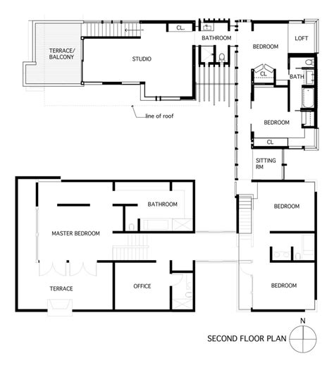 second floor plans home about californication house mckinley
