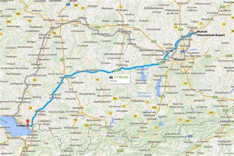 germany driving map german road trip planner tour with auto europe