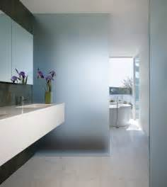 best bathroom interior designs ideas glass wall bathroom