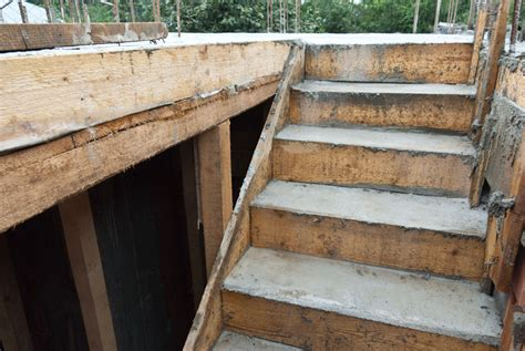 How To Build Concrete Stairs concrete stairs design ideas door stair design