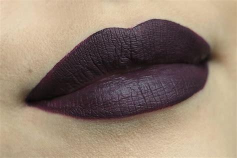 La Splash Lip Couture Malevolent la splash lip couture in malevolent the beautynerd