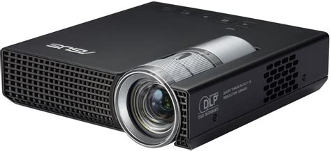 Proyektor Asus asus p1m mini dlp projector alzashop