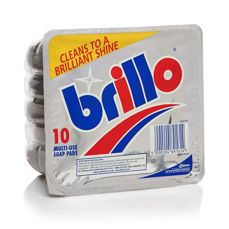 how to your to use pads brillo mr multi use soap pads 10pk at wilko