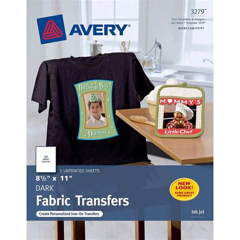 t shirt transfer template avery 3279 avery t shirt transfer ave3279 ave 3279
