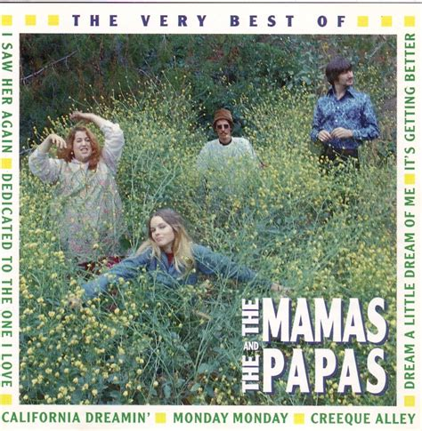 mamas and papas best of the best of the mamas and the papas the mamas the