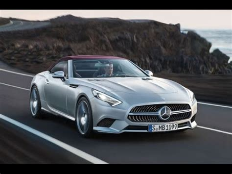 future car 2018 mercedes benz sl/slc class youtube
