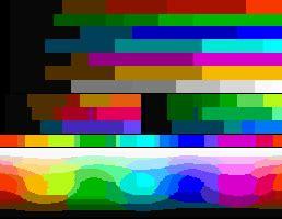 nes color palette list of console palettes