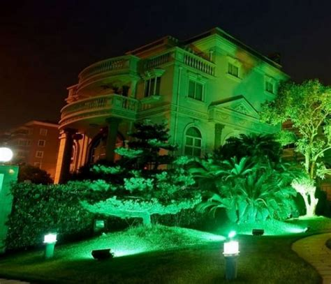 led landscape lighting the benefits of led landscape lighting landscape