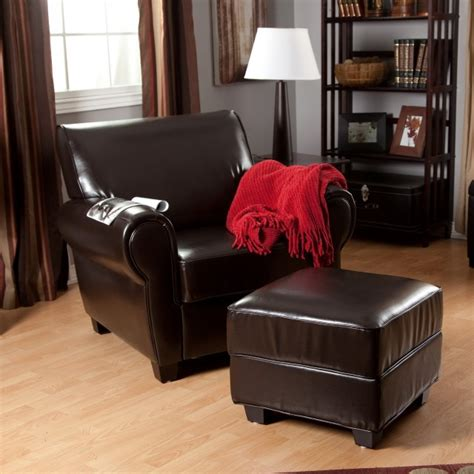 leather chair with ottoman costco ottoman sleeper bed costco home design ideas