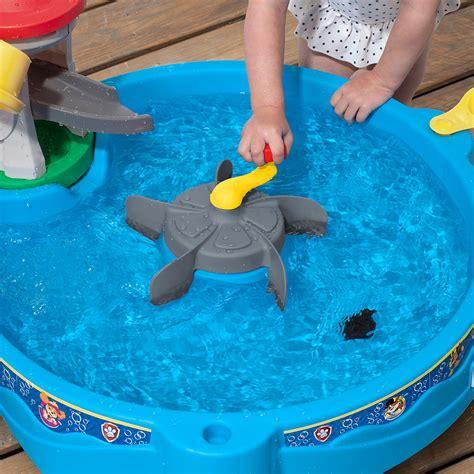 step2 paw patrol water table paw patrol sea patrol water table sand water play