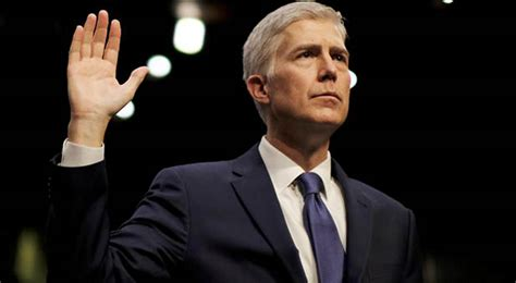 judge neil gorsuch is a front runner for trump s supreme confirmed neil gorsuch is about to become an associate
