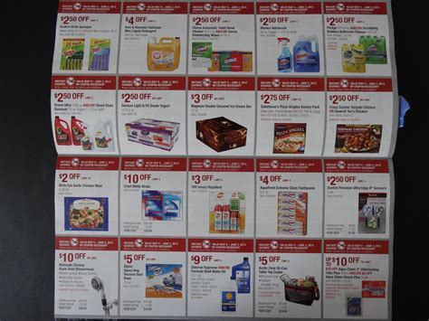 costco picture book costco may 2013 coupon book 05 09 2013 06 02 2013