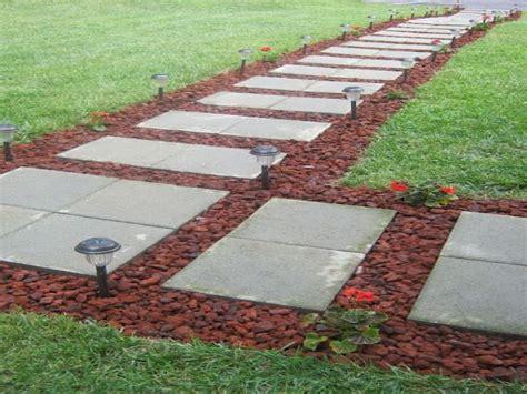 Cheap Garden Paving Ideas Cheap Garden Paving Diy Front Yard Walkways Diy Front Walkway Ideas Interior Designs
