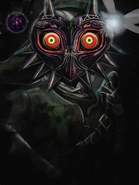 majoras mask stunning majora s mask painting for sale sees link join