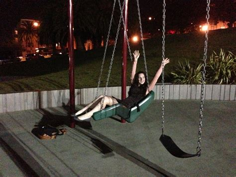 the reclining swing at dolores park 171 mission mission