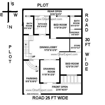 plans for a 25 by 25 foot two story garage plot design