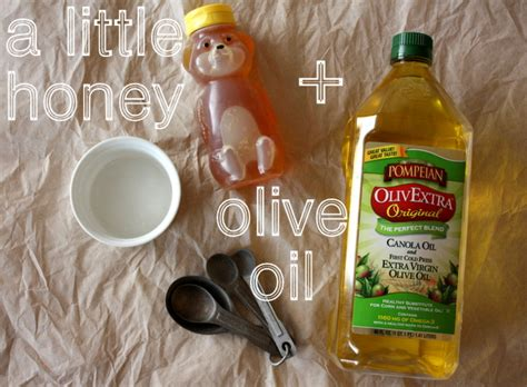 diy home made hair mask