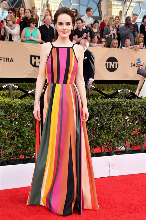 Fashion The Sag Awards Who Looked Great Who Not So Much Second City Style Fashion by See All The Sag Awards 2017 Dresses On The