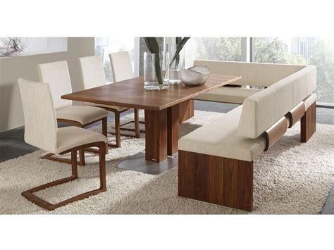 bank mit tisch esszimmer tisch mit bank und st 252 hlen stuhl ideen