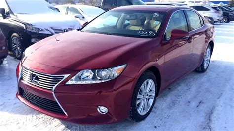 red lexus 2014 lexus es 350 2014 red www pixshark com images