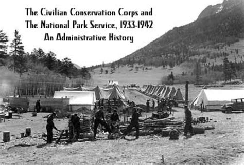civilian conservation corps home