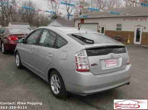 all car manuals free 2008 toyota prius electronic valve timing find used 2008 toyota prius hybrid silver very nice runs great automatic one owner in silvis