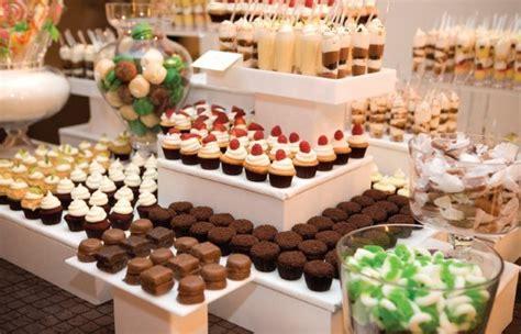 wedding dessert buffet hudson valley ceremonies
