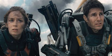 film tom cruise emily blunt edge of tomorrow 2 title revealed emily blunt returning