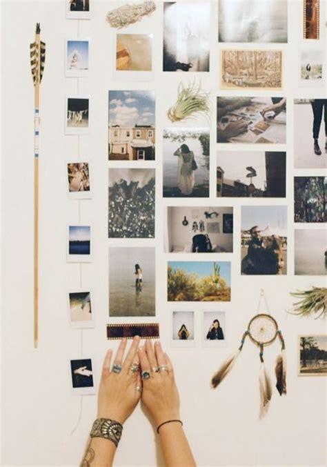 Apartment Hanging Pictures 照片拍了就要洗出來佈置牆面啊 7個文青女孩必試的房間妝點提案 照片 攝影 裝飾 佈置 房間 妞書房 妞新