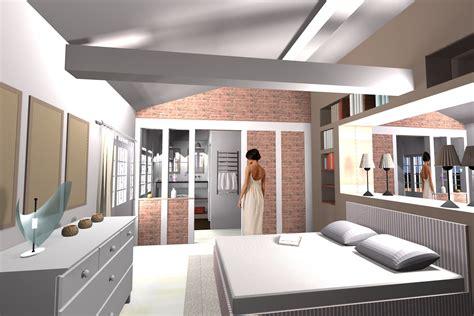 suite parentale awesome grande chambre parentale contemporary design