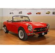 1966  1970 Honda S800 Roadster Images Specifications