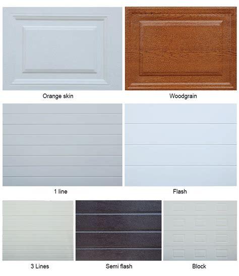 best sale 0 326mm galvanized steel garage door prices