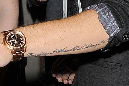 liam payne tattoo text tattoos for men on arm writing