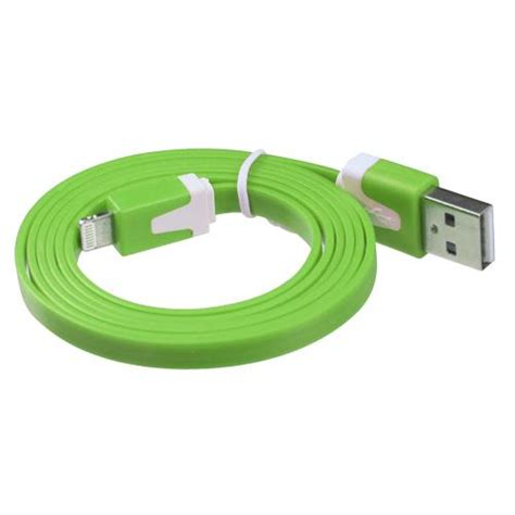 Ic Chip Charging Green apple iphone 6 plus 8pin green travel charger with usb