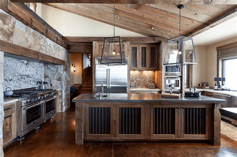 buy a franchise interior showroom for steel kitchen corrugated metal in interior design mountainmodernlife com