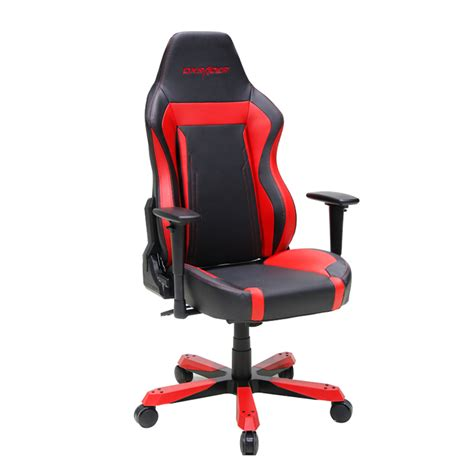red and black computer desk dxracer oh wz06 nr high back office chair computer desk