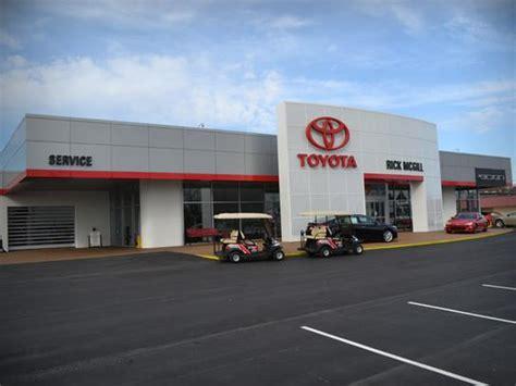 Tennessee Toyota Dealers Rick Mcgill S Toyota Car Dealership In Alcoa Tn 37701