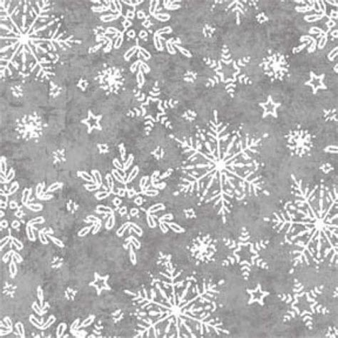 snowflake pattern material holiday frost by henry glass and co christmas fabric