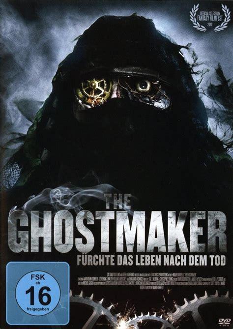 the ghostmaker film the ghostmaker dvd oder blu ray leihen videobuster de