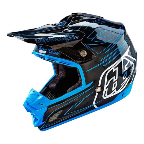 tld motocross helmets troy designs se3 helmet product spotlight