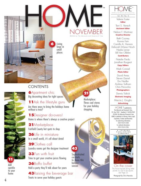 home design digital magazine home magazine product styling
