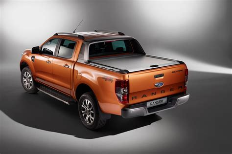 Ford Europe by 2016 Ford Ranger Prepares To Hit European Showrooms